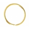 Jump Ring 14-70g Gold 16mm ID/19mm OD